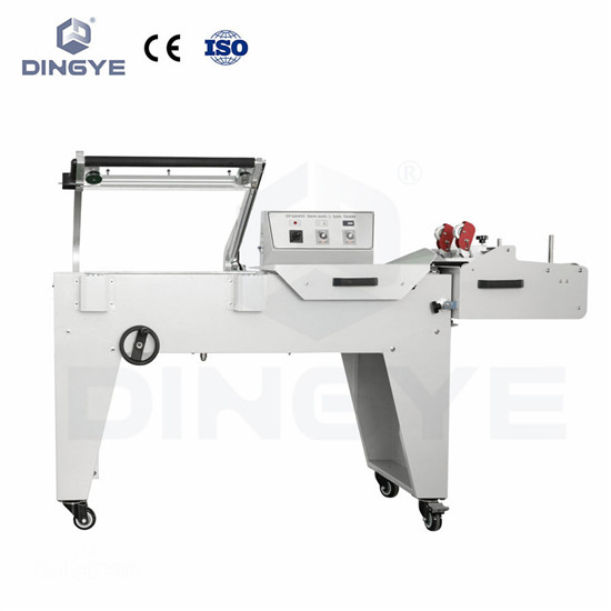 Semi-auto L-type packing machine