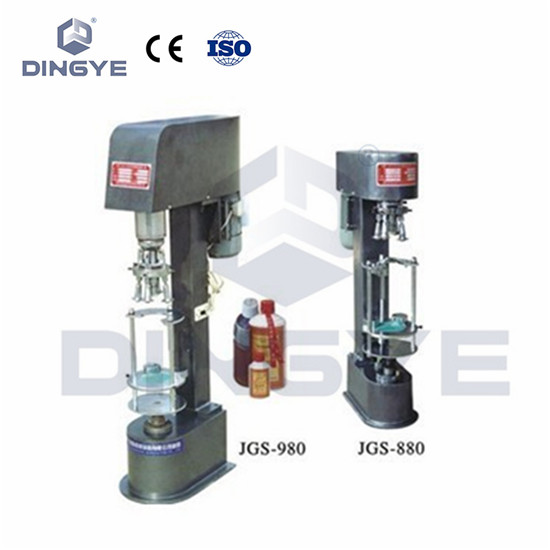 Multi-purpose locking and capping machine
