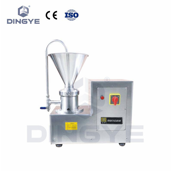 Split-body colloid grinder