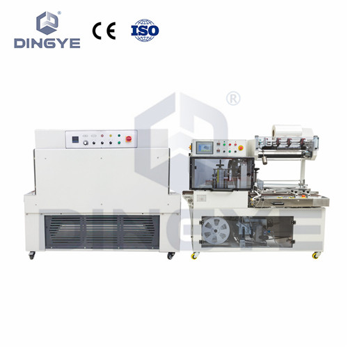 DQL6025 Automatic Side Sealer & BSE6020T Shrink Tunne