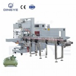 Sleeve wrapper packaging machine