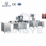 Carbonated Drink Bottle Filling And Capping Machine