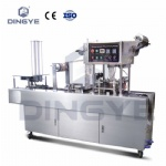 Automatic Cup Filling And Sealing Macine