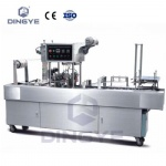 Automatic Cup Washing, Filling And Sealing Machine
