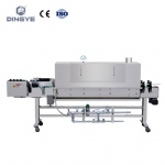 Steam label shrink packing machine