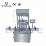 Automatic linear paste filling machine