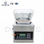 Table-type vacuum packager